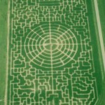 2006: Tom again designs a landing area in the center of the Maze, furthering the rumors that the 'others' are actually extra-terrestrial. A new Punkin' Chunkin' Cannon appears on the scene under the guise of harmlessy shooting pumpkins into the air. Tom can be heard muttering, 'I'll get you this time you flying saucer guys', every time he fires the cannon.