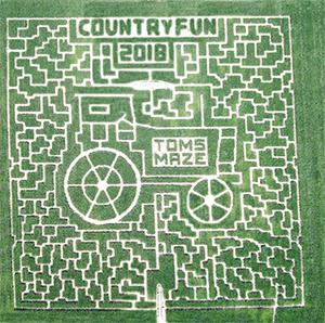 f0d21a05bd2 Tom s Maze - Ohio Corn Maze